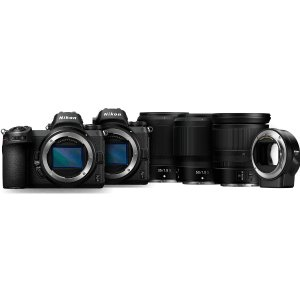 Pre-OrderNikon Z Series Cameras and Lenses