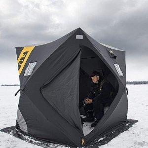 $145.21(原价$249.99)手慢无:Frabill HQ 200 6人冰钓帐篷