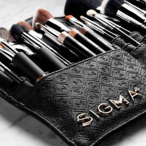 低至$3Sigma 折扣专区捡漏 白菜价美妆刷、彩妆收到手软
