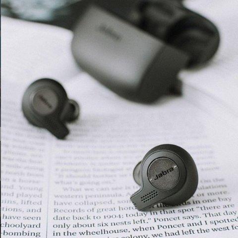 5折起Jabra 精选无线运动耳机、头戴式耳机闪促