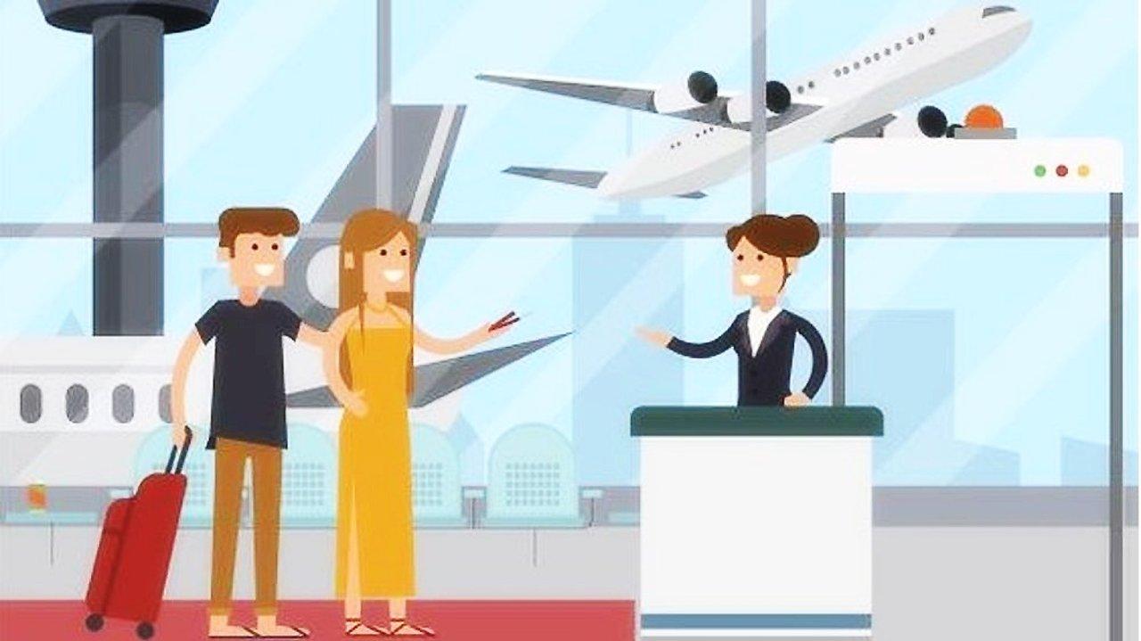 为父母准备的,乘机、转机、入境美国最详细指南(收藏级)