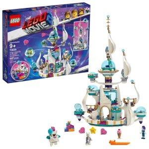Lego大电影2 Queen Watevra's 'So-Not-Evil' Space