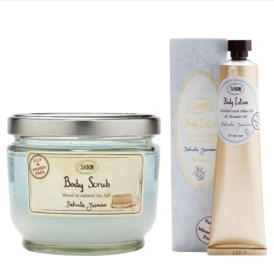 Dealmoon Exclusive!Get Free Full-Size Delicate Jasmine Kit with Any $60+ Purchase @ Sabon