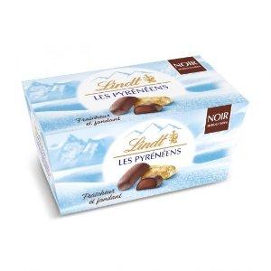 Lindt黑巧味冰山巧克力