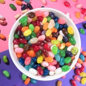 $45(原价$50.28)收3磅Jelly Belly 软糖糖豆 50种不同口味 果汁怪味惊喜糖