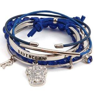 From $10.1 HARRY POTTER Ravenclaw Arm Party Bracelet Set @ Amazon.com