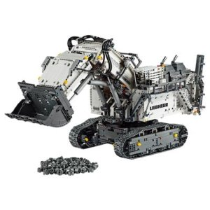 LegoComing SoonLiebherr R 9800 Excavator 42100 | Technic™ | Buy online at the Official LEGO® Shop US