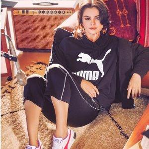 低至4折 入赛琳娜同款Puma官网 年终美服酷鞋大促 $56入Cali休闲鞋