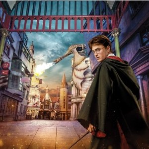 Buy 2 Parks Get the 3rd Park FreeUniversal Studio Ticket Promotion