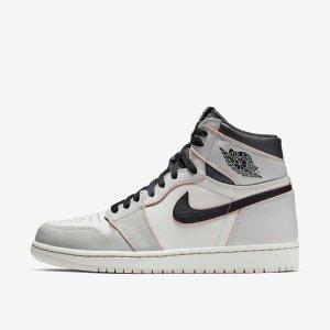 """5月25日 英国时间8am 发售价£129.95新品预告:Nike SB x AJ1 """"NYC to Paris"""" 灰粉款刮刮乐上市"""