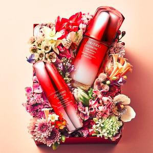 全线8折 速抢新版红腰子Shiseido资生堂 美妆护肤大促 WT905、PK107均参加
