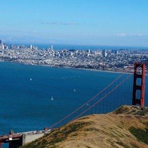 含税低至$134达拉斯/旧金山相向直飞往返机票超低价