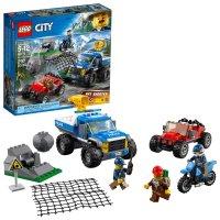 Lego 城市系列 山地追击60172