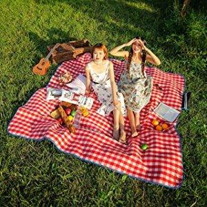 £12入野餐垫 户外烧烤套装£6/个春游野餐必备清单:野餐垫、野餐篮、外带盒 懒人包一贴搞定