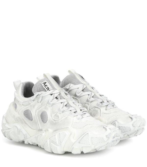 Bolzter W Tumbled运动鞋