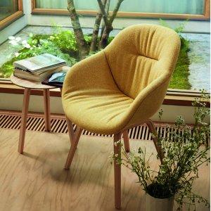 HAY休闲椅 餐椅