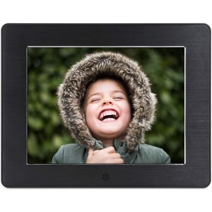 Micca 8-Inch Digital Photo Frame with High Resolution LCD