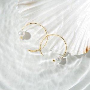 最低满额7折Olivia & Pearl 绝美珍珠首饰新年热促 气质爆表