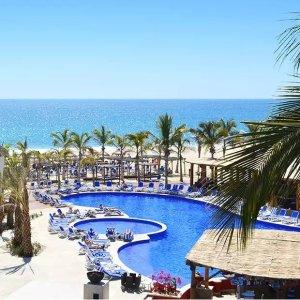 墨西哥洛斯卡波斯 Royal Decameron 全包度假村