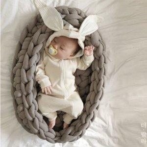 LALA Rabbit Suit - Beige