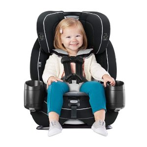 Up to 37% Off Graco 4Ever Extend2Fit 4-in-1 Car Seat & More @ Amazon