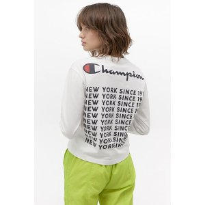 Championlogo长袖