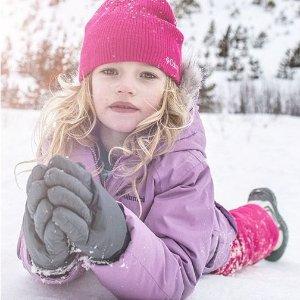 低至5折+包邮Columbia官网 儿童冲锋衣等户外服饰年末大促 实用又防寒
