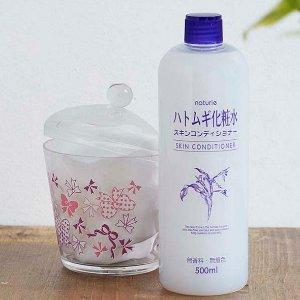 $4.88 / RMB32 直邮中美平价大碗: Naturie Imju 保湿薏仁化妆水 500ml 特价