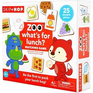 Skip Hop Zoo 记忆卡片玩具
