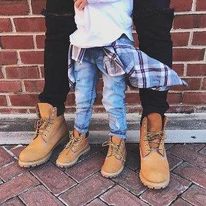 低至4折+额外9折Timberland官网 鞋靴服饰热卖