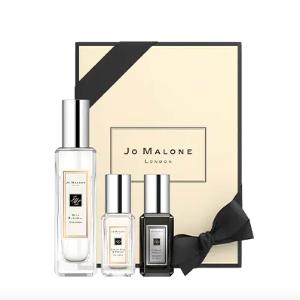 送蜡烛*2(价值$70)Jo Malone 限定香氛礼盒 蓝风铃3件套8.7折