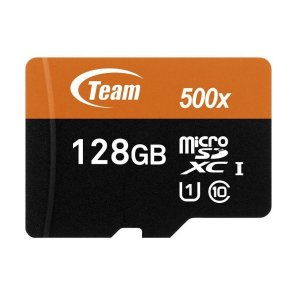 Team 128GB microSDXC UHS-I/U1 C10 内存卡