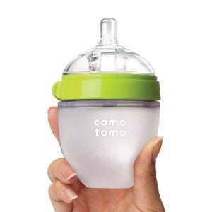 8折起+包邮补货:Comotomo 妈妈乳感婴儿奶瓶促销 两款可选