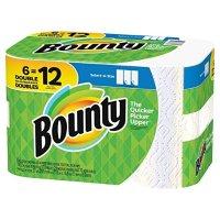 Bounty 厨房纸巾6卷