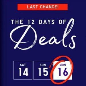 100%羊绒毛衣$59.9Uniqlo 12日节日服饰特卖 每天更新 优惠不错过