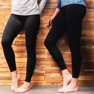 3 For $4.98Proozy Women's Full Length Stretch Leggings