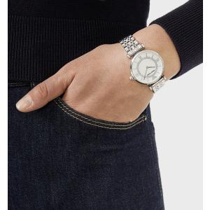 Armani还有金色可选!佟丽娅同款!摩天轮经典款腕表