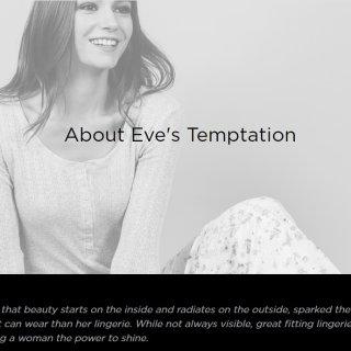 EVE'S Temptation 众测 | 伴我从少女走向熟龄