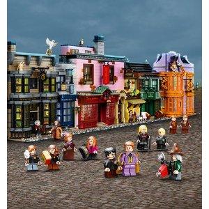 Lego对角巷 75978   哈利波特系列