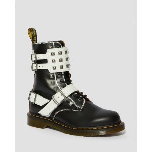 Dr. Martens宋妍霏同款1490 铆钉马丁靴