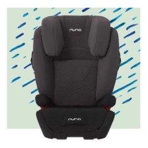 $149.96(原价$199.95)NUNA AACE 儿童汽车座椅黑色款促销 红点大奖获奖品牌