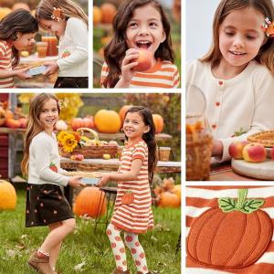 2折起 小樱桃玩偶$13娃娃们穿新装 暖暖秋意浓 收获季可爱水果元素 南瓜针织衫$22