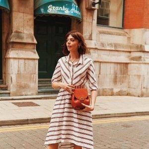 低至3折 牛仔裤$49The Outnet 美衣、美鞋大促 入Ganni、Maje、Sandro 仙女裙