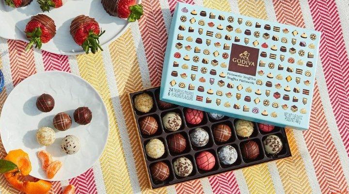 送礼最佳 巧克力、糕点礼包好价囤