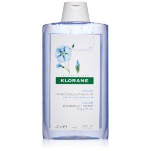 Klorane Shampoo with Flax Fiber 13oz