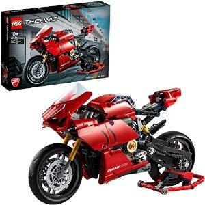 LegoTechnic 杜卡迪 Panigale V4 R 42107