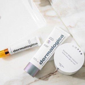 2重好礼Dermalogica 全场热卖 收多维面膜