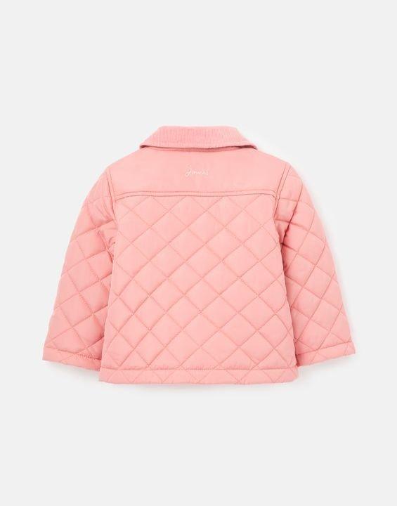 婴幼儿绗缝保暖外套