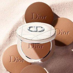 9折+返£10积分!Dior 白羊皮修容上线!春夏限定水波纹眼影美哭!