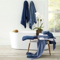 Better Homes & Gardens 蓝色毛巾超值价